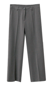 Unique Slit Slacks