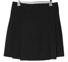 Verodan pleated banding mini skirt