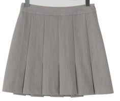 Jacqueline mini pleated skirt