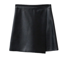 Mystic Leather Skirt