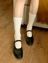 Rookie Mary Jane Flat Shoes