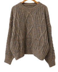 Howl Color Knitwear