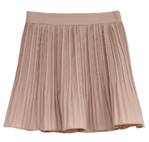 Spring Essentials Pleated Skirt Pants 6color