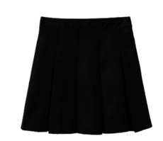 Danish pleated skirt