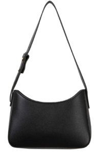 Mute buckle shoulder bag
