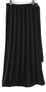 Rosie wrap pleated skirt-2color