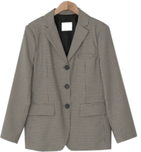 Rosy Hound Check Jacket