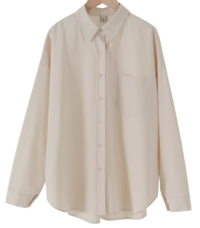 All-day color cotton shirt