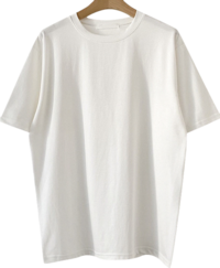 Chewing Spandex Short Sleeve T
