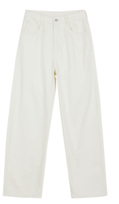 Great neutral cotton trousers