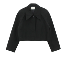 Seine cropped jacket