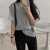 Genfisher Quavyi Knitwear Vest