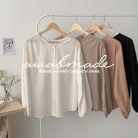 Same day delivery #AWABMADE:_Libertoway blouse
