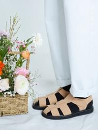 Tosca leather sandals