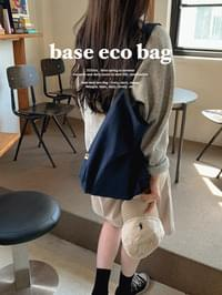 Base Plain Eco Bag
