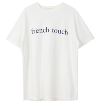 French Lettering T-shirt