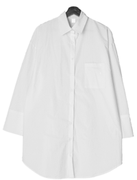 Harleyson Unbal Two-Way Long Shirt