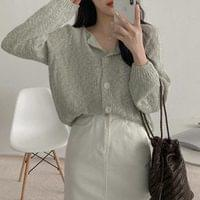 Synn Two Way Knitwear Cardigan
