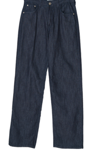 Fiona wide denim trousers