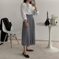 Belthe Square Blouse