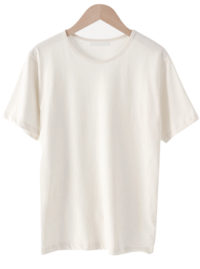 Margaret Basic Short-sleeved T-shirt