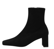 Chuve Spandex Ankle Boots