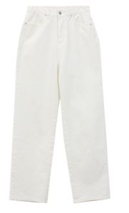 Lure white trousers