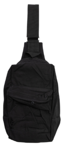 Wearable backpack shoulder bag
