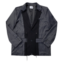 Aude Color Matching String Jacket