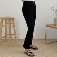Real chewy fit Flared pants