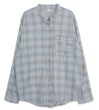 Cloud Cool Cotton Check Shirt