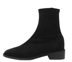 Trento square ankle boots