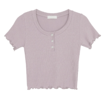 Lovely cropped T-shirt