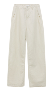 Formal linen trousers