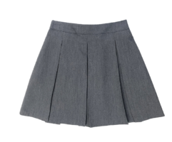 Haku pleated mini skirt