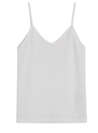 Movable linen sleeveless top