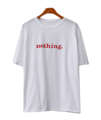Nothing Color T-shirt