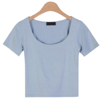 Ford U Neck Crop T