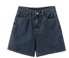 Hazel denim shorts