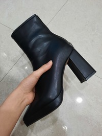 Crame tall ankle boots shoes