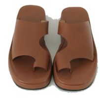 Point Toe Chunky Slippers