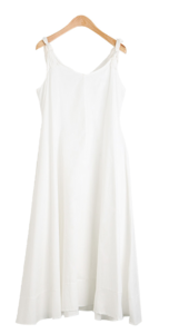 #Any place Rumi Bustier Twisted Long Dress