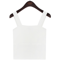 HAINT BASIC SQUARE SLEEVELESS