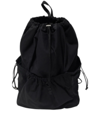 String cotton backpack