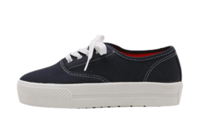 Universal canvas sneakers