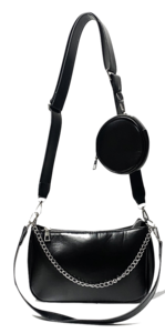 Multiple Strap Hobo Bag