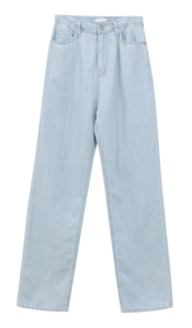 Muffin linen denim