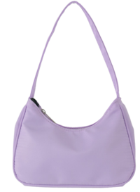 CLEO color boat shoulder bag