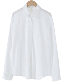 Time Linen Overfit Shirt