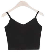 Artificial vivid sleeveless front and rear utilization
